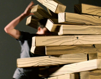 Stacks : wood