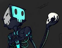 Character Design - Skellywag