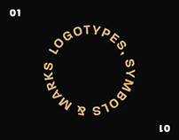 Logotypes, Symbols & Marks - Vol.1