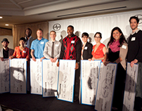 Scion Motivate Program Winners, Round I