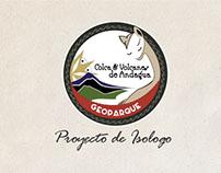 Colca y volcanes de Andagua: Isologo del Geoparque