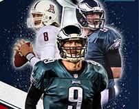 NFL Playoff Graphics