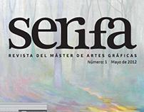 Serifa Magazine