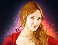 Meryem uzerli | Digital Painting