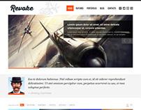 Revoke, Premium WordPress Creative Portfolio Theme