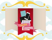 Editorial Illustration: E-Commerce Brasil #13 and #14