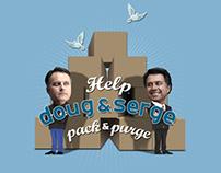 doug&serge pack&purge