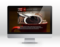 Coffee Lovers | Responsive Website
