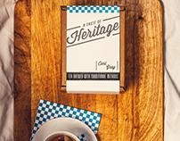 Heritage Tea (2013 HOW International Design Awards)