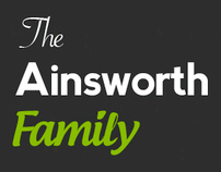 The Ainsworth Family Logo