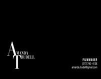Amanda Trudell Demo Reel 2013