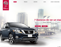 WEBSITE NISSAN PATHFINDER