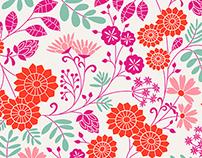 Rambling Flower Mini-Collection