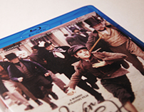 Oliver Twist - Part 4 - Blu ray cover