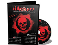 Hacker - DVD Cover