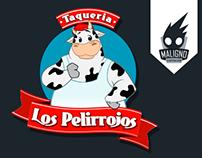Los Pelirrojos logotipo