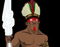 Folclore Brasileiro / Brazillian folk characters
