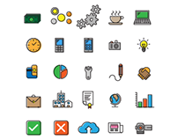 25 Animated Icons