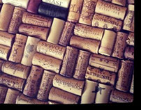 Design with corks