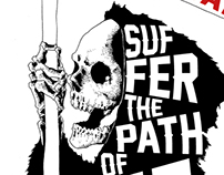 Suffer The Path Of Life