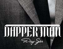 Dapperman Day Spa Stationery