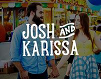 Josh and Karissa
