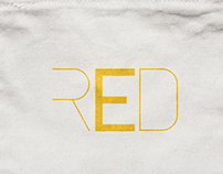 . RED .