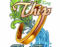 Ring Thip Thai Tea Packaging