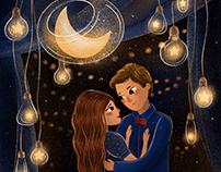 Dance under the stars