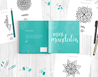 Mini Mandalas - Coloring book by Lunar Fox