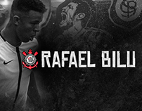 Rafael Bilu - Corinthians Player Artwork