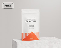 Free packaging mockup