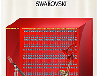 Swarovski: Window Display