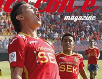 """Portada """"Magazine ole con é"""""""
