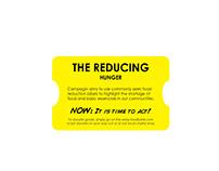 The yellow sticker campaign