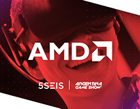 AMD - Argentina Game Show