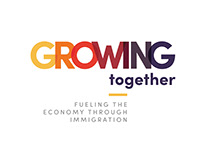 Growing Together Conference Branding