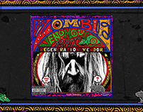 Rob Zombie - Dead City Radio (Lyric Music Video)