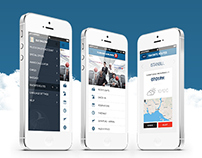 Turkish Airlines - iPhone App Redesign