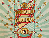 2013 Joondalup Festival Poster