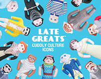 Late Greats Dolls