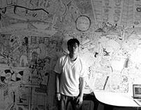 Wall Doodling X NT