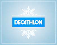 Piano editoriale Decathlon Natale 2014