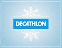 Piano editoriale Decathlon Natale 2014