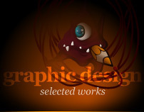 graphic design - selected works