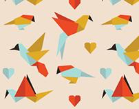 Origami by Patrícia Capella