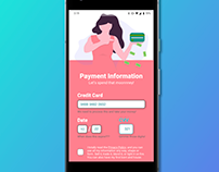 Card Payment UI [Daily UI 002]
