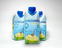 KOKÍSIMO Agua de Coco