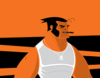 Wolverine Vector