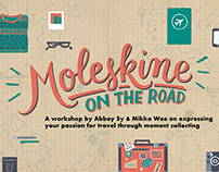 Moleskine On The Road